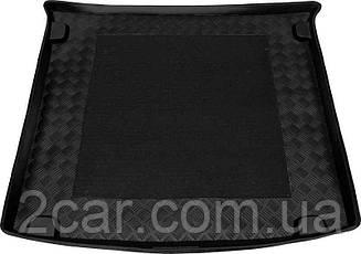 Полиэтиленовый коврик в багажник VW Caddy (04-) (L.Locker.)