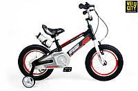 """Велосипед RoyalBaby Space NO.1 16"""" черный"""