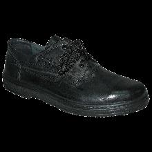 Полуботинки мужские кожаные 30450100