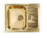 Кухонная мойка Alveus Monarh Line 60 I золото 62*50, фото 3