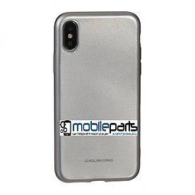 Оригинальный чехол MOLAN SHINING для APPLE IPHONE X (Стальной)