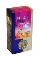 """Органический чай с пряностями """"Имбирь-лимон"""" Sonnentor, 80 гр"""