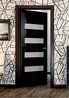 Межкомнатные двери с покрытием ПВХ серия Модерн