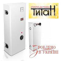 Котлы электрические Титан серии Мини люкс (от 3 до 15 кВт)