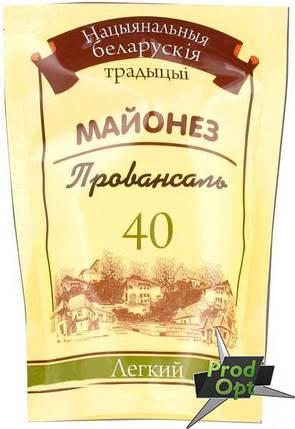 """ТМ БТ Майонезний соус """"Легкий 40%"""" 350г д/п , фото 2"""