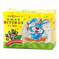 Детское мыло туалетное Чистотел Невская Косметика 4*100 г (10159)