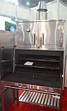 Гриль печь на углях Хоспер BQ-4 H , фото 2