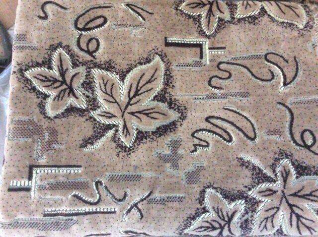 Кленовые листья комплект гобеленовых покрывал на диван 160*260 и кресла 160*160