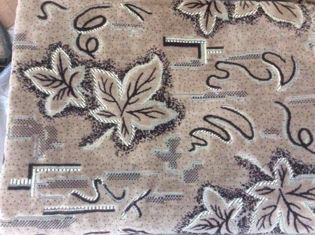 Кленовые листья комплект гобеленовых покрывал на диван 160*260 и кресла 160*160, фото 2