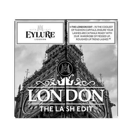 Подарочный набор накладных ресниц с клеем Eylure Lash Edit - London Set, фото 2