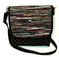 Женская джинсовая сумочка Кометный дождь, фото 1