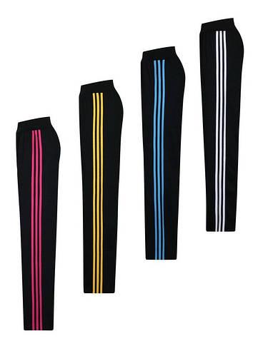 Прямые спортивные брюки