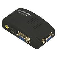 Преобразователь видеосигнала AV-VGA