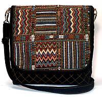 Женская джинсовая сумочка Плахта, фото 1