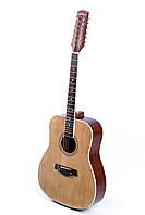 Акустическая гитара 12-ти струнная TREMBITA LEOTONE L-05 NATURAL