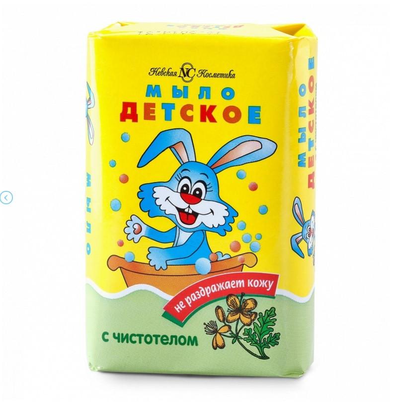 Детское мыло туалетное Чистотел Невская Косметика 90 г (10158)