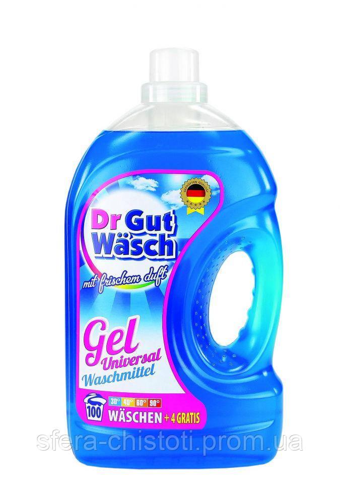 Dr Gut Wasch универсальный гель для стирки 3150 мл