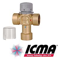Icma 143 Термостатический смеситель 3/4 ВР 20-60°C