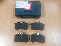 """Колодки тормозные задние VW BORA, GOLF IV 1997 - 2005, SKODA, AUDI """"JP Group"""" 1163706310 - Дания"""
