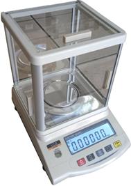 Весы лабораторные Центровес JD-220-3 до 220 г., дискретность 0.001 (без поверки)