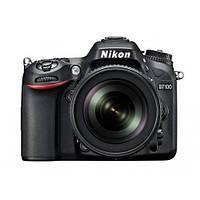 "Зеркальная фотокамера Nikon D7100 (24.7 Mpix, CMOS 23.5 x 15.6mm, 3"" TFT LiveView, Full HD Video, SD/SDHC/SDXC, USB 2.0, HDMI, power: EN-EL15,"