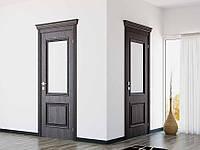 AVALON Двери межкомнатные RODOS шпон ясеня глухое