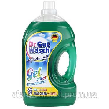Dr Gut Wasch гель для стирки цветного белья 3150 мл