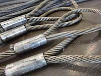 Строп канатный СКП 5 тонн 6 метров (СКП 5/6000)