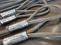 Строп канатный СКП 5 тонн 2 метра (СКП 5/2000)