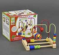 """Деревянная игрушка """"Логика"""""""