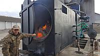 Топочный блок на соломе ТБ-1,5 мВт для сушилки для зерна