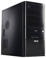Корпус Asus TA-863 Black 400W / 120 mm / 20+4pin / SATA x 2 / ATX / Micro ATX / Mini ITX / USB2.0 x 2 / 2x3.5mm / 5.25 x 4 / 3.5 x 4 / 0.5 mm /