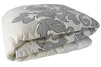 Одеяло двуспальное меховое, 180х215 см ткань бязь.(Дольче Вита)