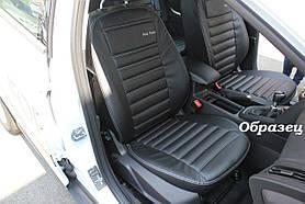 Чехлы на сидения Opel Zafira B 2005-2011 (7 мест) EMC Elegant 275