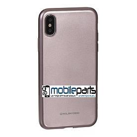 Оригинальный чехол MOLAN SHINING для APPLE IPHONE 6 PLUS (Розовый)