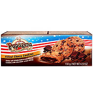 Печенье с кусочками шоколада Papagena, 130 г
