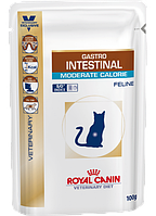 Royal Canin Gastro Intestinal Moderate Calorie Лечебная консерва для кошек