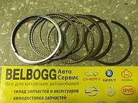 Кольца поршневые std 1,6 4G18 BYD F3 F3R, Бид Ф3, Бід Ф3