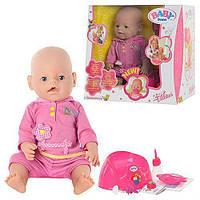 Кукла Baby Born 8001-4 Ps