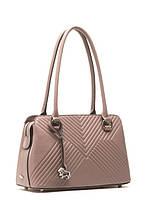 Модная сумка женская из натуральной кожи в 2х цветах L-15982