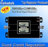 900+2100MHz Усилитель мобильной связи, Репитер KW17L-GW GSM+3G WCDMA 65dB, фото 1
