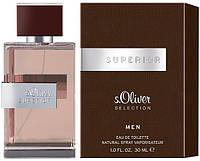 Мужская туалетная вода S.Oliver Superior Men оригинал