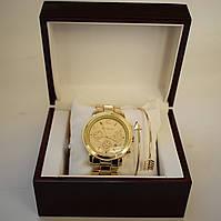 Женские часы Michael Kors с браслетом