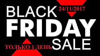 BLACK FRIDAY SALE 24/17/2017