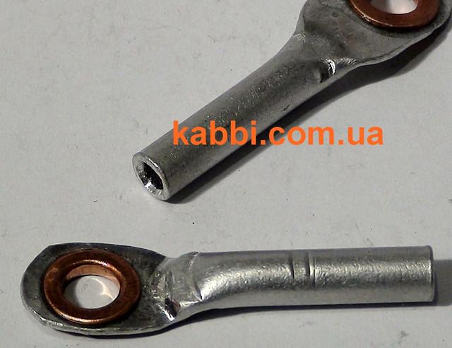 наконечник медно-алюминиевый там dtl 10-мм-ма kabbi.com.ua