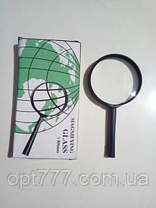 Лупа увеличительная 80 мм с ручкой