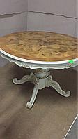 Стол барокко после реставрации