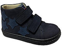 Ботинки Minimen 67BLUESTAR 20 13,5 см Синие