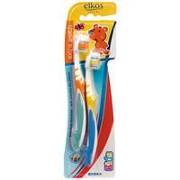Зубная щётка ELkos kids 2шт