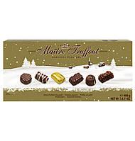 Шоколадные конфеты, ассорти зимняя версия Maitre Truffout, 400 г